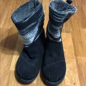 Toms Boots 7.5